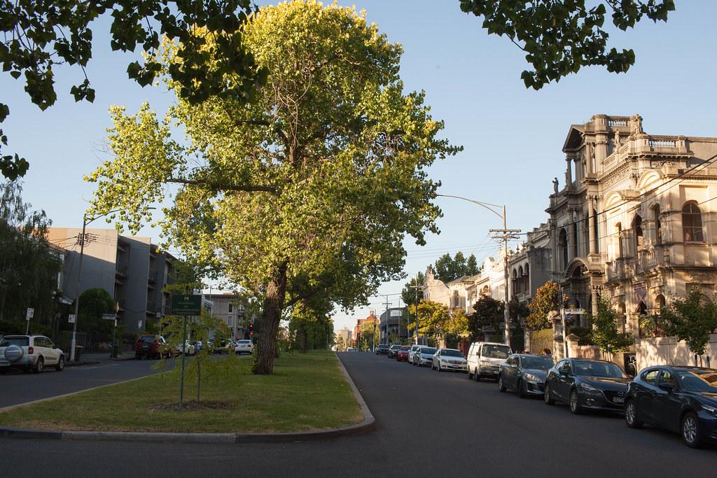 澳大利亞.墨爾本:East Melbourne, Carlton, Fitzroy and Collingwood Suburbs