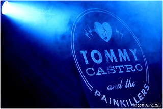 Tommy Castro & The Painkillers | by The Blues Alone?