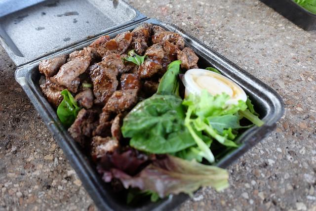 Steak Shack, Waikiki Beach, O'ahu, Hawai'i, USA