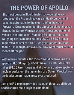 2019.01.20 Kennedy Space Center F1 Rocket info 1   by Admiral Elk