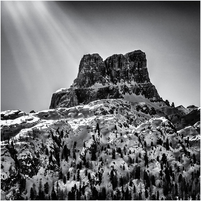 Mountain and Light...