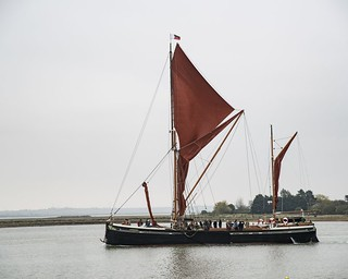 Thames Barge – Maldon Essex