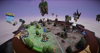 Skyworld PS VR - Release Date Screenshot 03 | by PlayStation.Blog