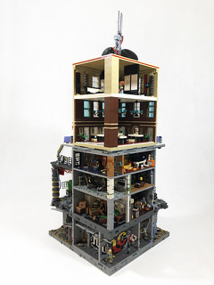 Humans of Layers City (1/15) | by lego.insomnia