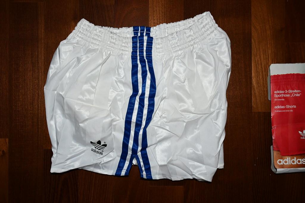 adidas shorts 3 streifen