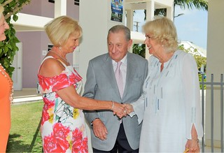 The Duchess of Cornwall visits The Derrick Smith School & Vocational Centre (1) | by barbadosgovernmentinformationservice