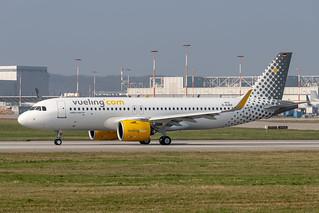 A320-271N Vueling D-AUBX - EC-NCS MSN8818 | by hendriksehoof55