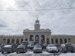 Yaroslavl Glavny train station