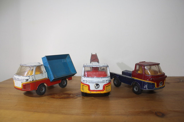 Corgi Toys 1980's.
