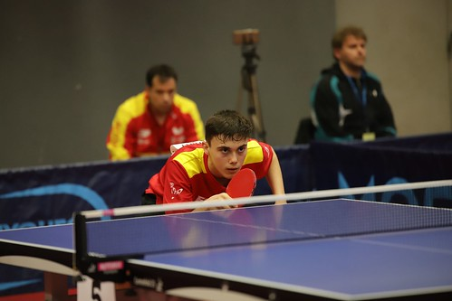 Albert Villardell  - ITTF Junior Circuit Premium French Open 2019