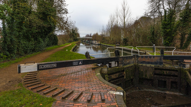 Kennet and Avon Canal  ( Explored 01-01-2019 )