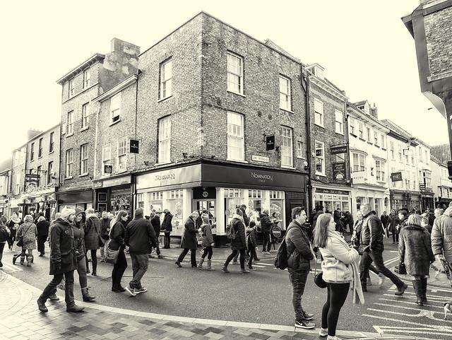 York--Low Petergate