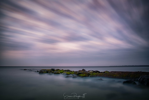 connecticut connecticutphotographer d750 dawn landscapephotographer longislandsound longexposure march milford morning naturephotographer newengland nikon northeast spring sunrise walnutbeach beach calm cloudy digital water greatphotographers albert munroe pier