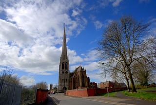Church of St Walburge, Preston | by Tony Worrall