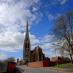 Church of St Walburge, Preston