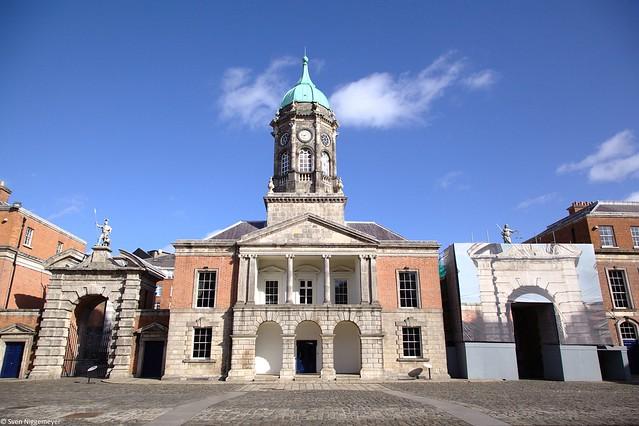 Dublin Castle am 16.04.18