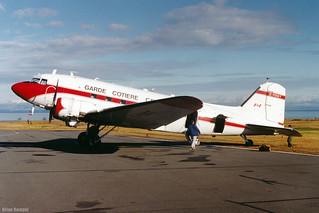Canadian Coast Guard Douglas DC-3 CF-DOT