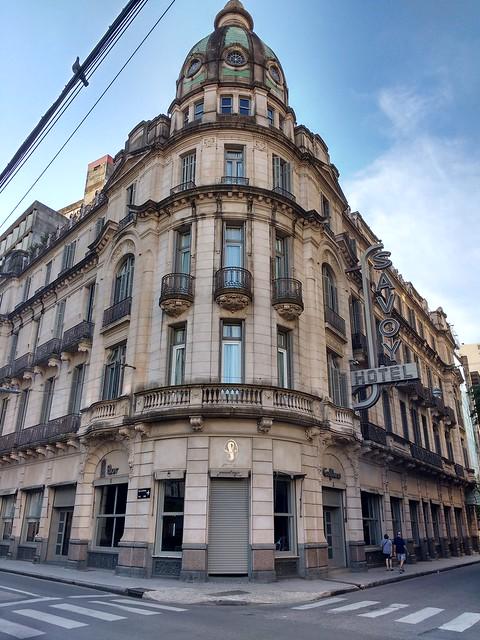 Hotel Savoy. Rosario
