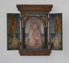 Triptych (Marquis D'Oisy, 1920s)