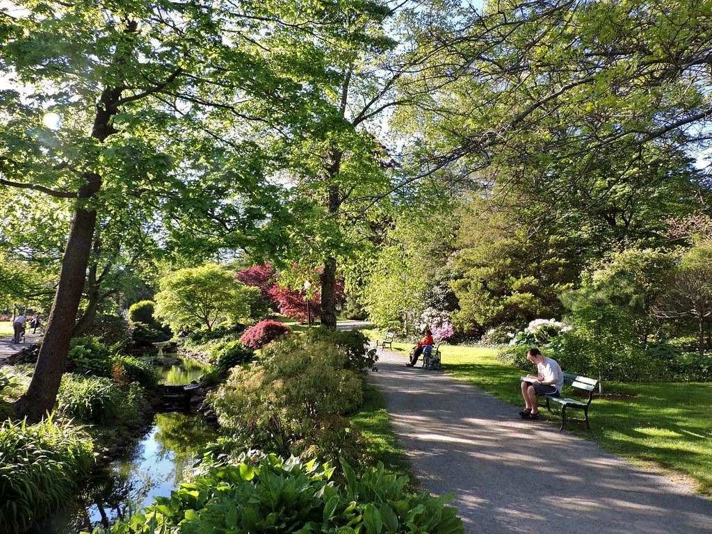 Halifax Public Gardens | Halifax, Nova Scotia. | Flickr