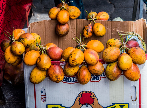 2018 - Mexico - Atlixco - Fruit Box