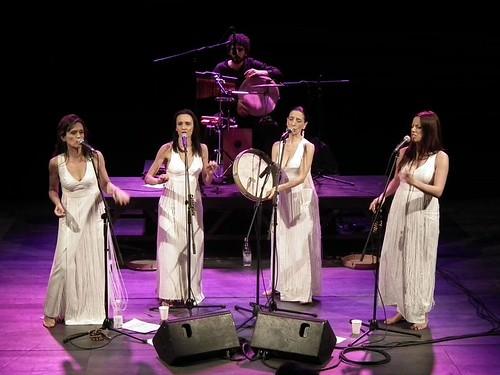 quartetto faraualla
