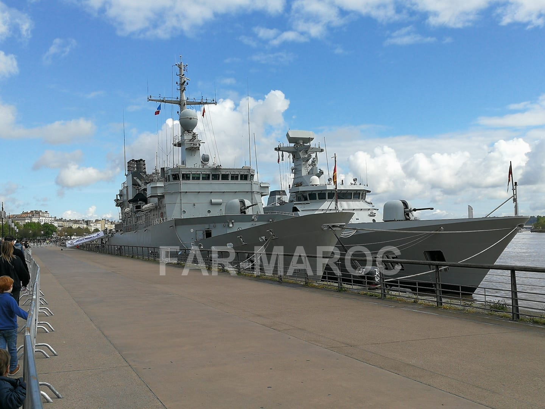Royal Moroccan Navy Floréal Frigates / Frégates Floréal Marocaines - Page 14 40588941513_8f7fe8ef86_o