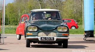 Citroën Ami 6 1968 | by XBXG