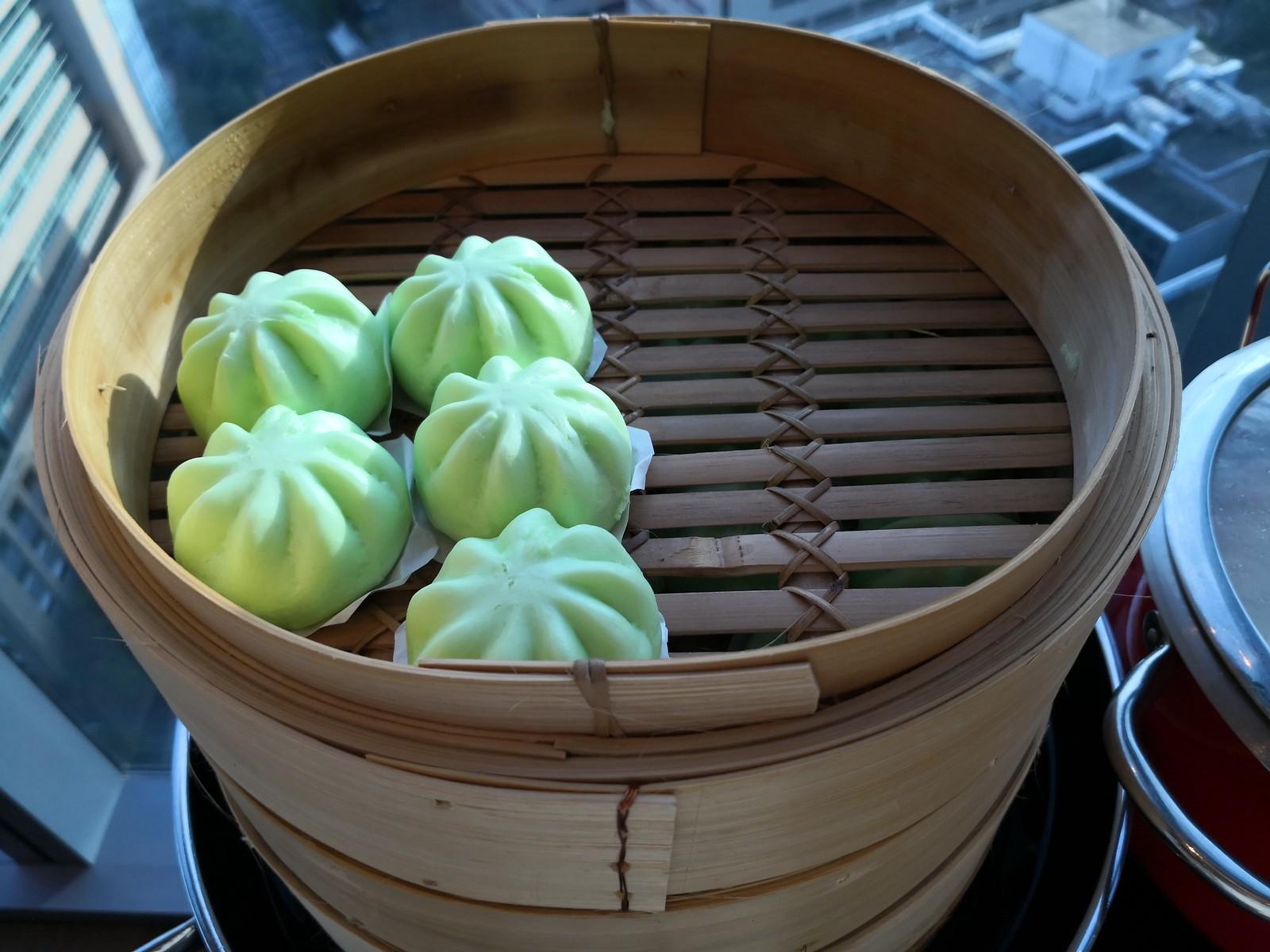 Kaya pau (dumpling)