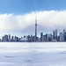 Toronto On The Clouds by thatvincewong