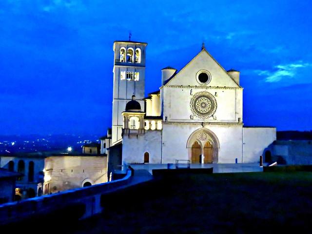 Basilica di San Francesco d'Assisi, Assisi, Italy