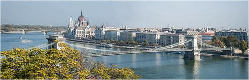 paisajes ciudades panorámicas puentes rincones ríos