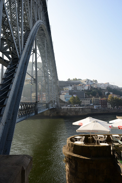 D. Luís I bridge, in Porto