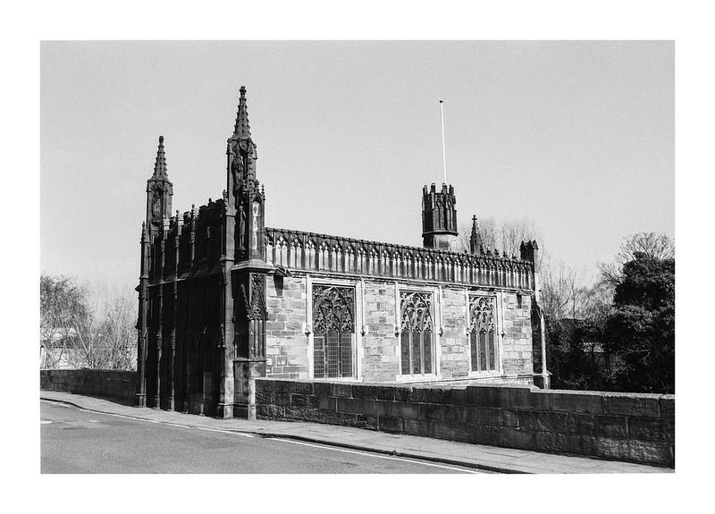 FILM - Chantry Bridge chapel