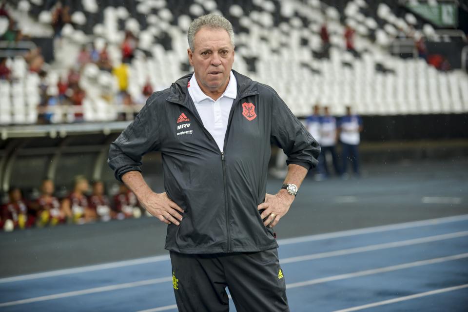 Vasco 0 x 2 Flamengo