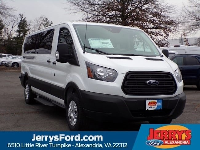 Brand New 2019 Ford Transit 350 XL 15-Passenger Low Roof V