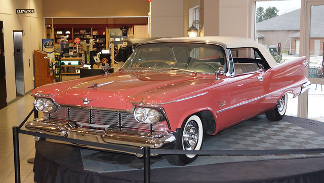 1958 Imperial Crown Convertible