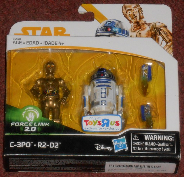 Hasbro - C-3PO & R2 2-Pack