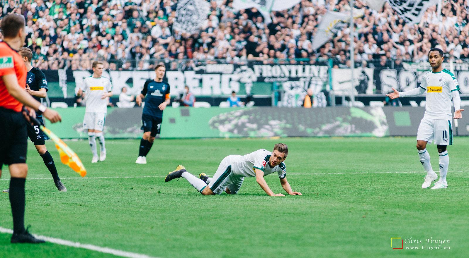 Borussia Mönchengladbach - Werder Bremen