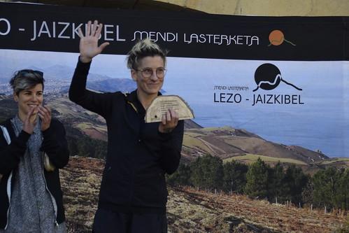 Lezo Jaizkibel 2019: podiuma