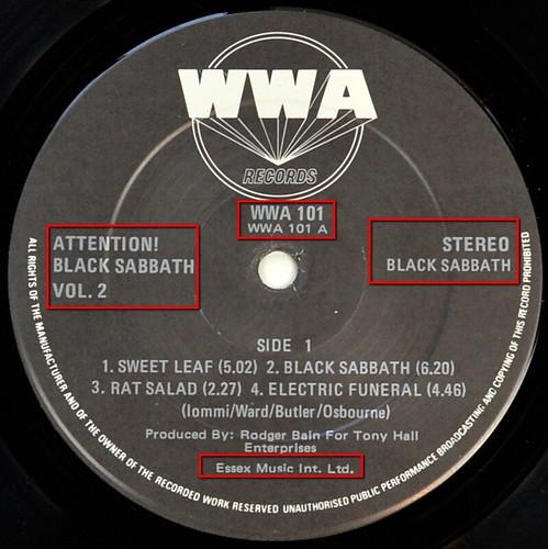 blacksabbath | by vinylmeister