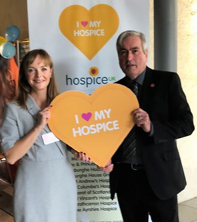 Supporting Hospice UK campaign | by Iain Gray MSP