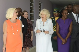The Duchess of Cornwall visits The Derrick Smith School & Vocational Centre (13) | by barbadosgovernmentinformationservice