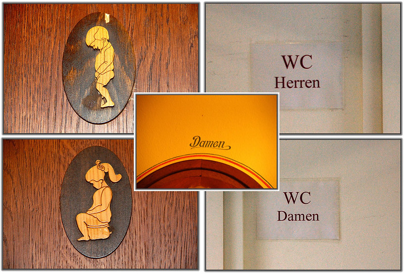 歐洲WC標示