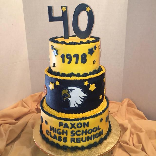 Cake by Flour Power - Tina's Cakes & More