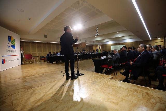 Jornada de Fortalecimiento Gobiernos Regionales - La Serena | 04.04.19
