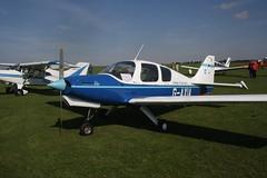 G-AXIA Beagle B121-100 [B078] Sywell 010918