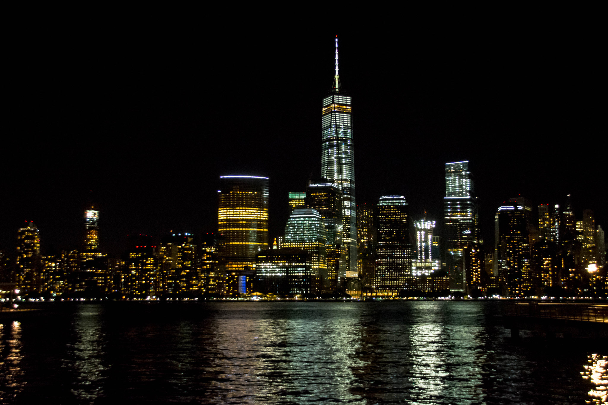20150914 New York Manhattan night