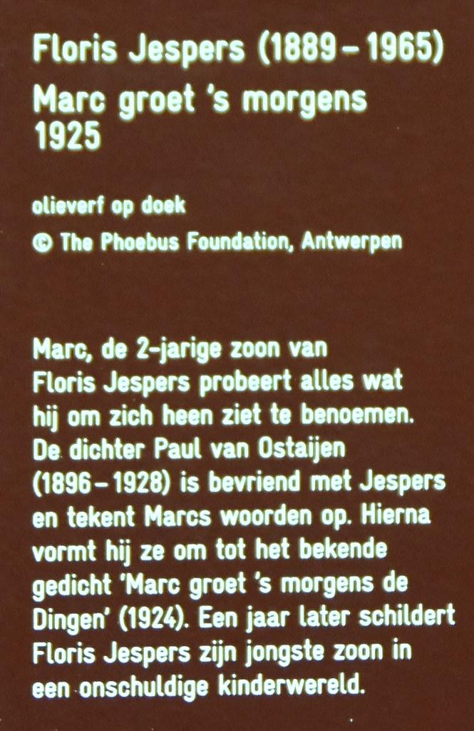 Kranenburgh 10419 26 Over Marc Floris En Paul Van