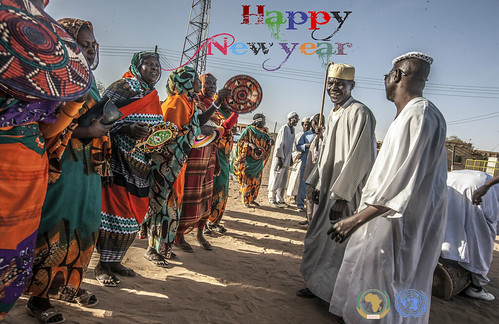 Happy New Year | by UNAMID Photo